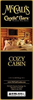 McCall's Candle Bars - Cozy Cabin (5.5 oz)