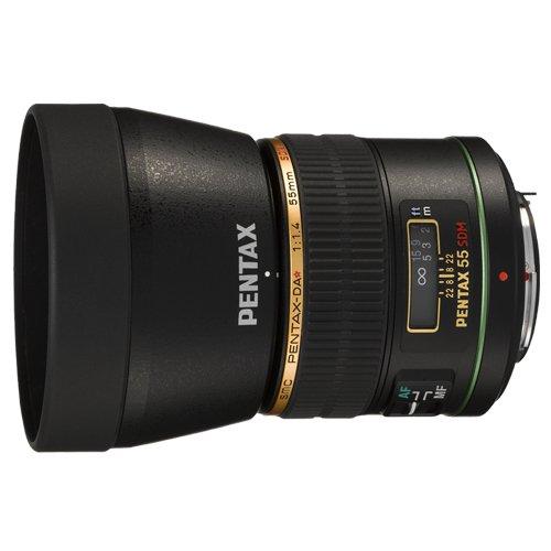 RICOH(リコー)『smc PENTAX-DA★55mmF1.4 SDM 』