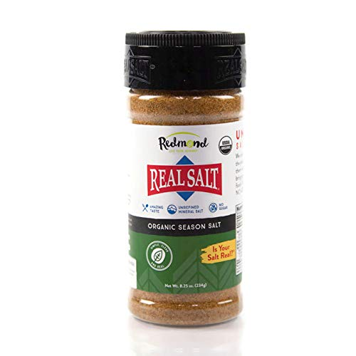 Real Salt Salt - Season, 8.2500-Ounce