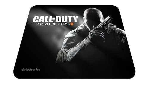 SteelSeries Mouse pad QcK Call Of Duty Black Ops II Soldier Edition