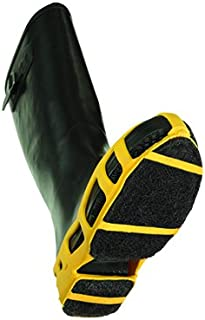 STABIL StripGrips Non-Slip, Flexible, Lightweight, Traction Solution for Stripping Floors, Attaches Easily over Shoes For Anti-Slip Safety
