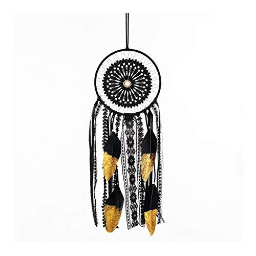 YXZQ Artículos para el hogar Estilo Indio Dreamcatcher Hecho a Mano Wind Chimes Colgantes Colgante Ideal del colector de la Pared del hogar Arte Ahorcamientos Decoración Decoración hogareña