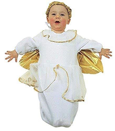 Widmann-kostuum - kleine engel - 0/9 maanden. vermomming - carnaval - halloween - jongens - meisjes - unisex