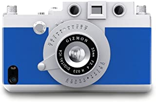 GIZMON Classic-Camera Style Cace iCA5 Blue for iPhone 5/5S GIZ-IC5L-DBU
