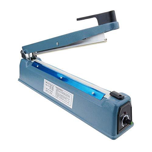 PrimeMatik - 40cm Metallschweißgerät für Plastiktüten
