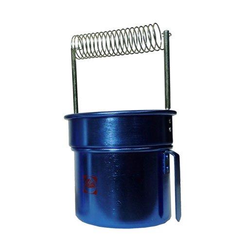 lavapinceles azul