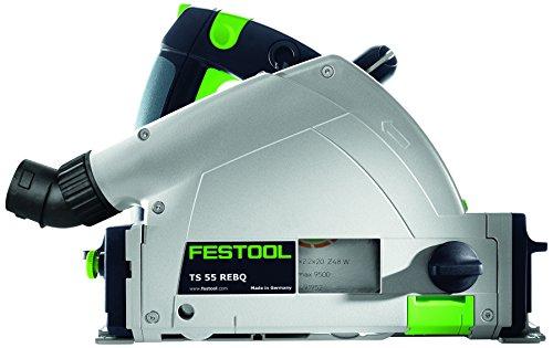 Festool 575387 Plunge Cut Track Saw Ts 55 Req-F-Plus USA
