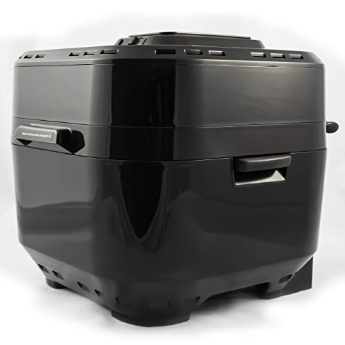 NuWave Brio Black 10 Quart Digital Air Fryer