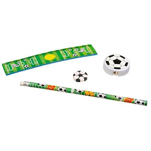 Fußball-Schreibset