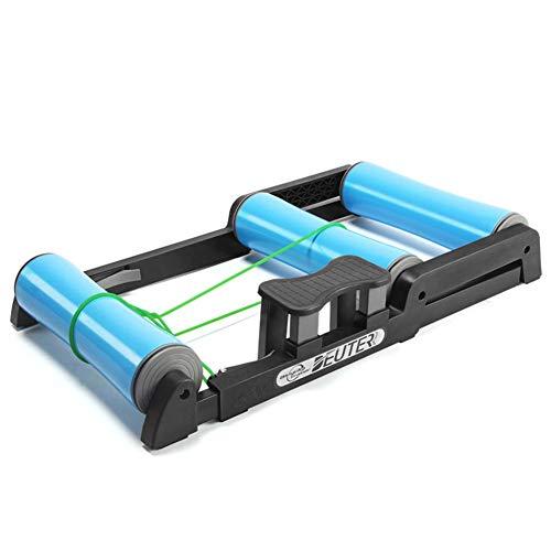 QUUY - Patinete ajustable para bicicleta (aleación de aluminio, para bicicleta de montaña de 24-29 pulgadas, 135 x 46 x 12 cm)