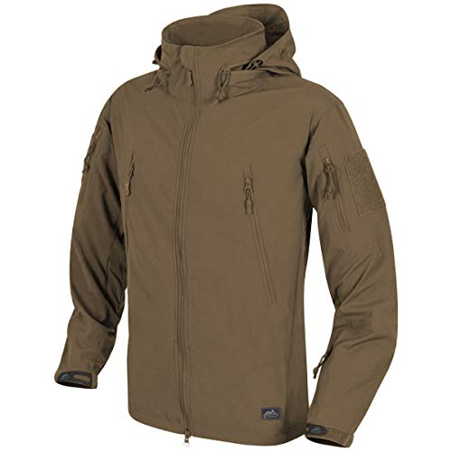Helikon Trooper Soft Shell Chaqueta Mud Marrón tamaño M