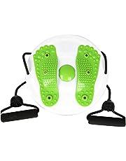 COTTILE Balance Twist Wheel Therapietol, draaischijf, heuptrainer, fitness waist twisting disc voor de slanke taille