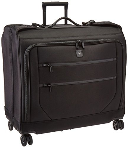 Victorinox Lexicon 2.0 Dual Caster Spinner Garment Bag, Black, 24.4-inch