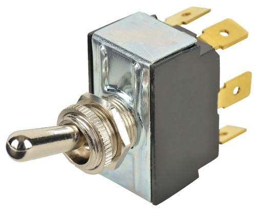 CARLING TECHNOLOGIES 2GM51-73 SWITCH, TOGGLE, DPDT, 15A, 250V