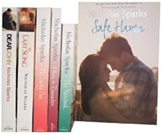Nicholas Spark Love Stories Series: Notebook, Dear John, the Last Song,a Walk to Remember, the Lucky, Safe Haven