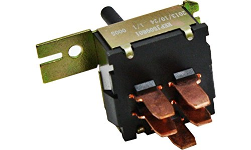 Blower Control Switch compatible with Jeep Wrangler 97-04