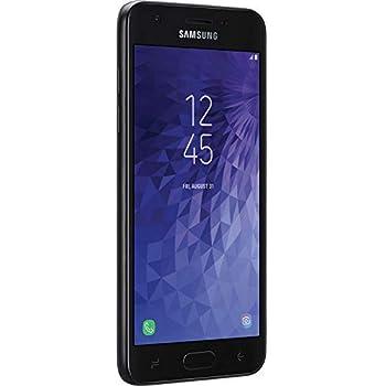 Samsung Galaxy J7 2018 (16GB) J737A - 5.5in HD Display, Android 8.0, Octa-core 4G LTE at&T Unlocked Smartphone (Black) (Renewed)