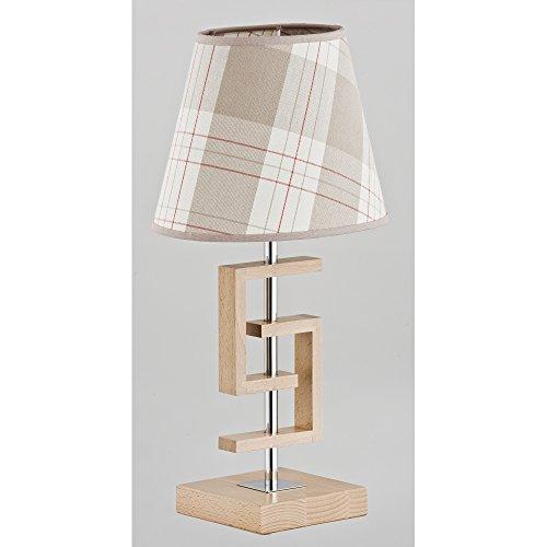 ALFA Matrix 1 Lampe de Chevet Lampe à Poser Luminaire Lampe de Table lumière Interieur