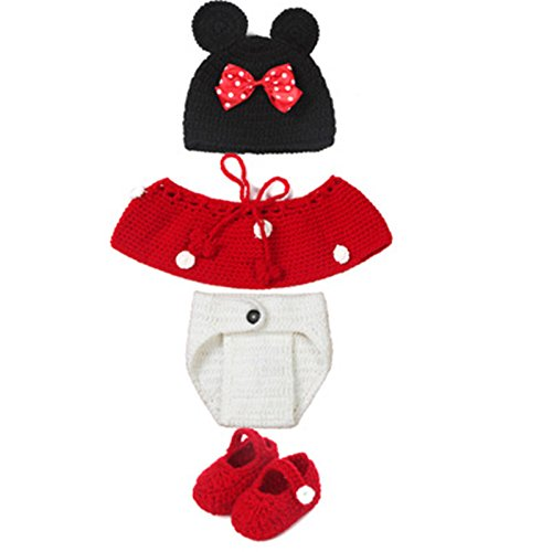 e1538210a2c075 Babymoon Decut Baby Minni Mouse Hat