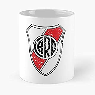 River Plate - Classic Mug -11 Oz Coffee Funny Sophisticated Design Great Gifts White-situen.