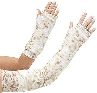 CastCoverz! Designer Arm Cast Cover - Cappuccino - Small Short: 7