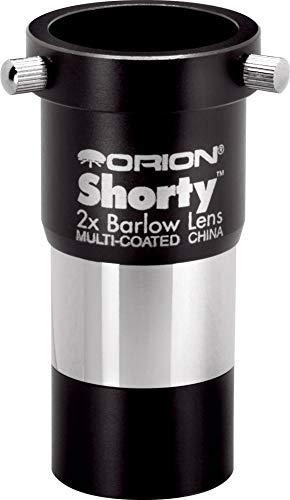 Orion, Objektiv,Shorty-Barlow-Linse, 3,2 cm, 2x Barlow-Linsen, Schwarz 08711