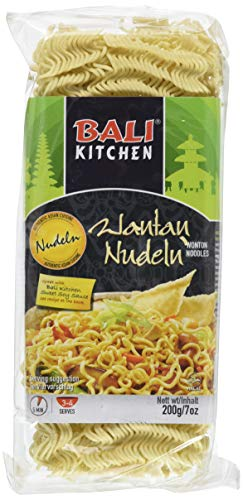 BALI KITCHEN Wantan Nudeln, 5er Pack (5 x 200 g)