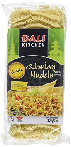 BALI KITCHEN Wantan Nudeln, 5er Pack (5 x 200 g)