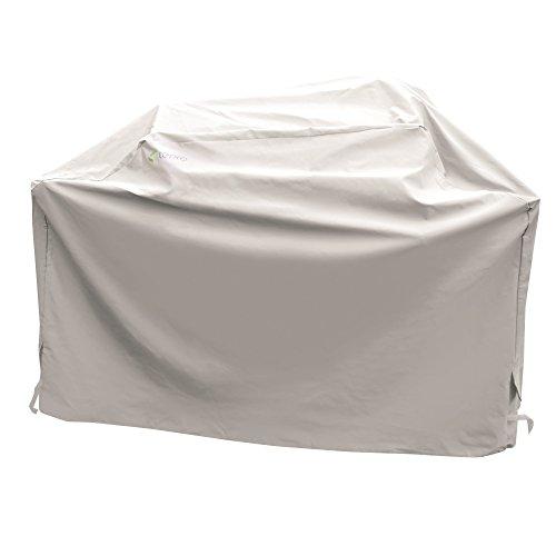tepro Abdeckhaube Universal für Gasgrill extra groß, beige (55,9 x 177,8 x 129,5 cm)