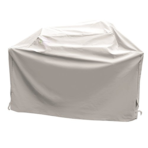 Tepro Universal Abdeckhaube 8609 für Gasgrill extra groß, 177,8x55,9x129,5cm, beige | passend für tepro 3131, 3177