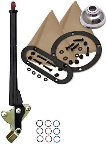 Bombing new work American Shifter 534160 Kit 2004R Max 52% OFF Brake Cable Swan 23 E