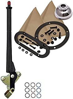 American Shifter 437336 Shifter (TH200 23 Swan E Brake Cable Trim Kit for DF034)