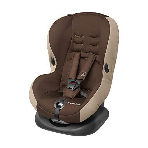 Maxi-Cosi Priori SPS + Kindersitz mit optimalen Seitenaufprallschutz und 4 Sitz- und Ruhepositionen, Gruppe 1 (9-18 kg), nutzbar ab 9 Monate bis 4 Jahre, Oak Brown (braun)