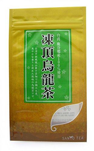 山陽商事 凍頂烏龍茶 80g