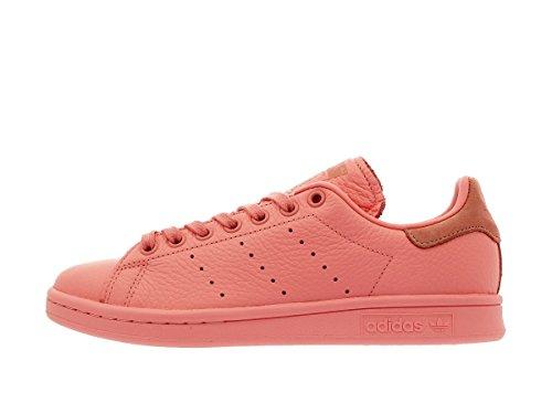 adidas Originals Herren Stan Smith Turnschuh, Taktile Rose/Taktile Rose/Raw Pink, 43 EU