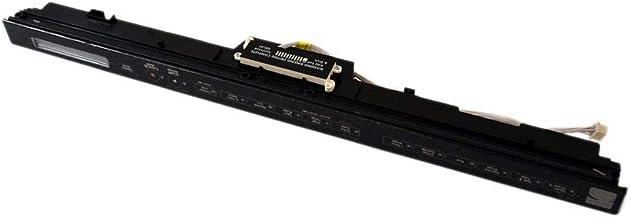 Whirlpool W10500140 Dishwasher Control Panel Assembly Genuine Original Equipment Manufacturer (OEM) Part Black