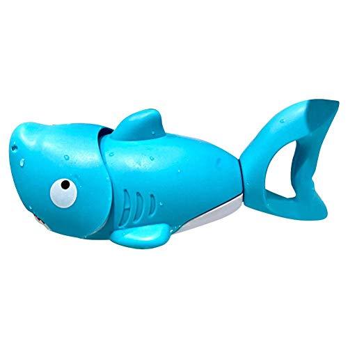 Zwembadspeelgoed-vissen, zwemmende waterspray, voor kinderen, in badkuip, badkamer, baby-badkuip, douche kinderen badkamer waterspeelgoed spray speelgoed-waterpomp-badkuip