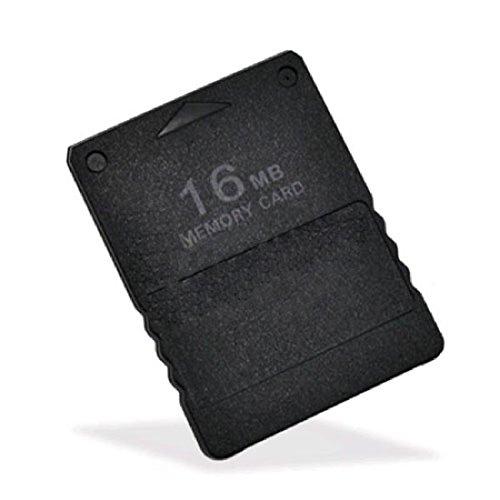 CY-Buity Memory Card for SONY PS2 Playstation 2 New 16MB [Importación Inglesa]