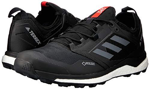 adidas Terrex Agravic XT GTX, Chaussures de Randonnée Basses Homme, Noir (Negbás/Gricin/Roalre 000), 42 EU