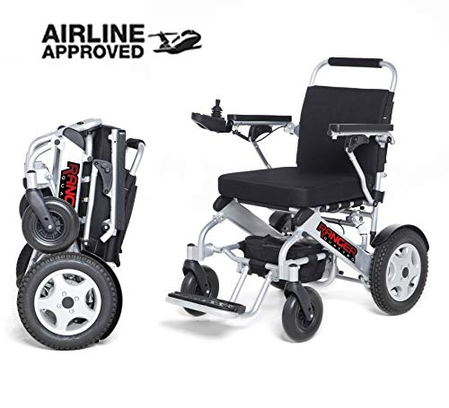 Best Review Of Porto Mobility Ranger Quattro Ultra Exclusive Lightweight Foldable Electric Wheelchai...