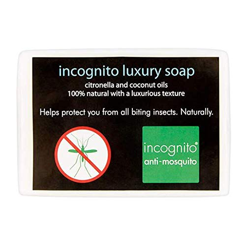 Incognito Mosquito Jabón - Lemongrass y Citronella (100g)