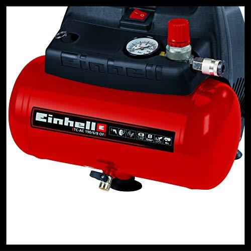 Einhell TH-AC 190/6 OF Druckluftkompressor - 5