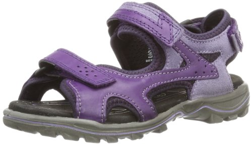 ECCO Unisex-Kinder Urban Safari K Imp.Purple/Li S/S Sandalen, Violett (Imperial Purple/Light Purple 57128), 30