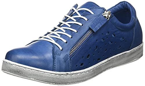 Andrea Conti 341701, Zapatillas Mujer, Jeans, 42 EU