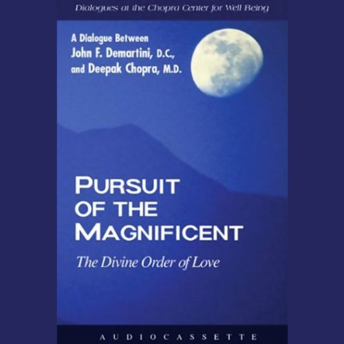 Pursuit of the Magnificent audiobook cover art