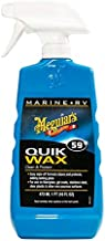 Meguiar's M5916 Marine/RV Quik Wax Clean & Protect, 16 Fluid Ounces
