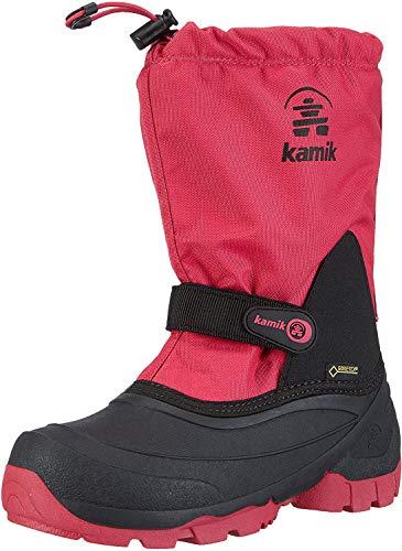 Kamik NK8237, winterlaarzen Unisex-Kind 25 EU