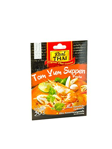 Real THAI Tom Yum Suppe, 5er Pack (5 x 50 g)