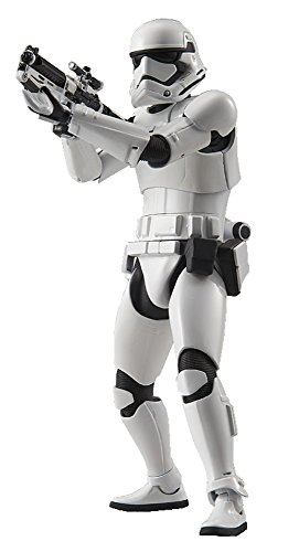 Bandai Star Wars First Order Storm Trooper 1/12 Scale Plastic Model Kit by