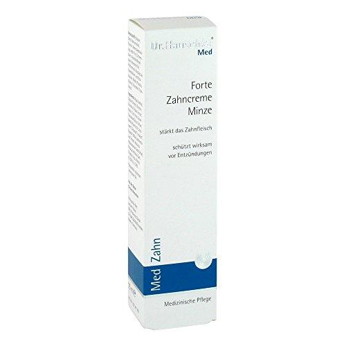 Dr. Hauschka Forte Zahncreme Minze unisex, stärkende und schützende, 75 ml, 1er Pack (1 x 18 g)